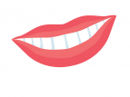 치아가 아름다운 건강미소