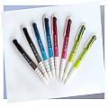 금연 3색 볼펜